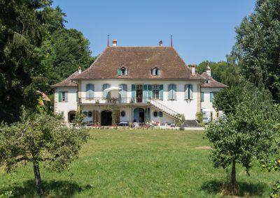 Château de Guévaux, © Fabrice Ducrest