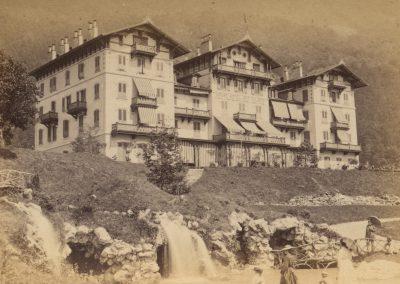 Hôtel des Salines Bex