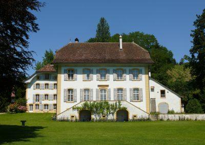 Maison de Guévaux, © Fabrice Ducrest