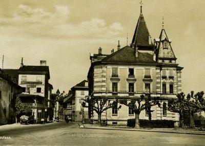 Hôtel de Ville de Grandson